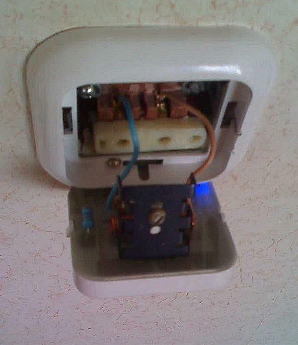 Как сделать ик выключатель
